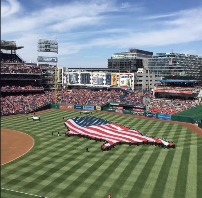 Washington Nationals Opening Day