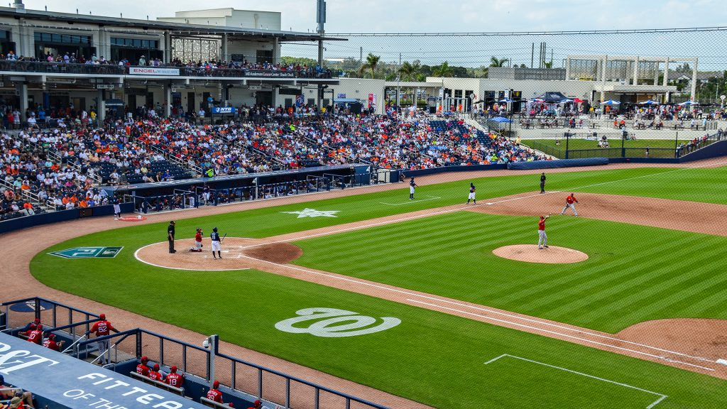 The FITTEAM Ballpark of the Palm Beaches i