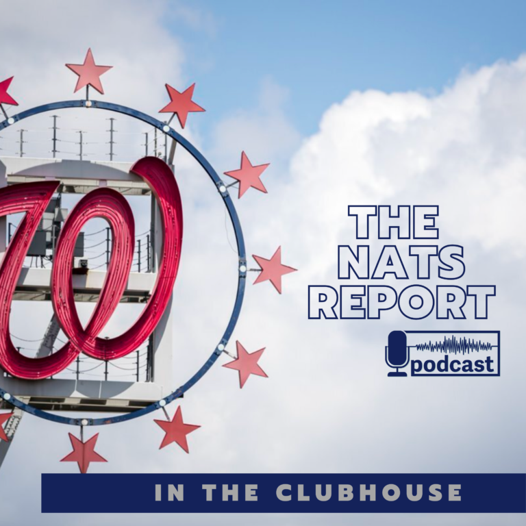 """In the Clubhouse with The Nats Report"" with Jesse Dougherty, Nationals Beat Reporter for the Washington Post and co-guest: Matt Weyrich"